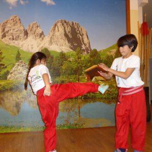 Kung Fu Niños