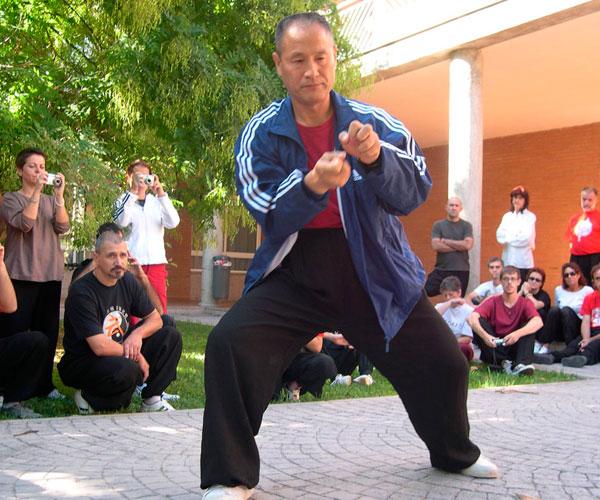 El estilo Hun Yuan
