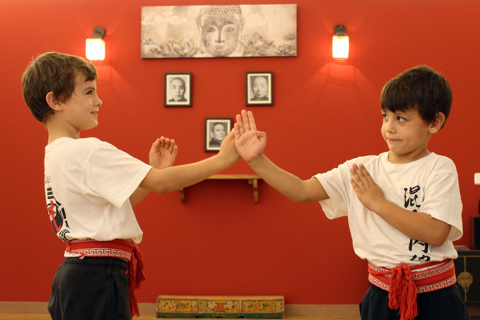 Kung Fu Ninños Wutan Mallorca